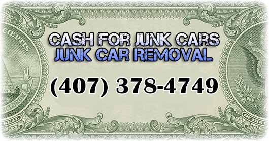 Orlando Junk Car Cash For Used Cars Wrecked Auto Junkyard